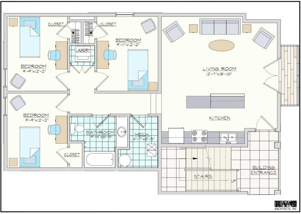 Mill-floorplan